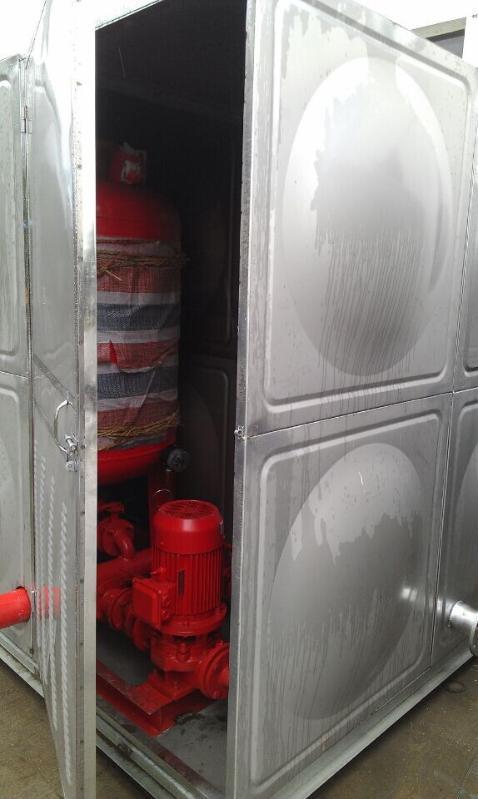 南通18-18/3.6-30-I箱泵一體化裝配式