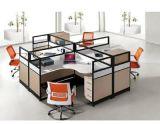 湖南屏风工作卡位定做,办公桌椅定做,湖南湘潭汉风办公家具
