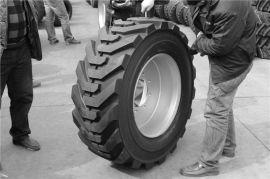 高空作业车实心轮胎385/65-24