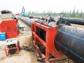 钢丝骨架增强管生产线SJ75-33-65