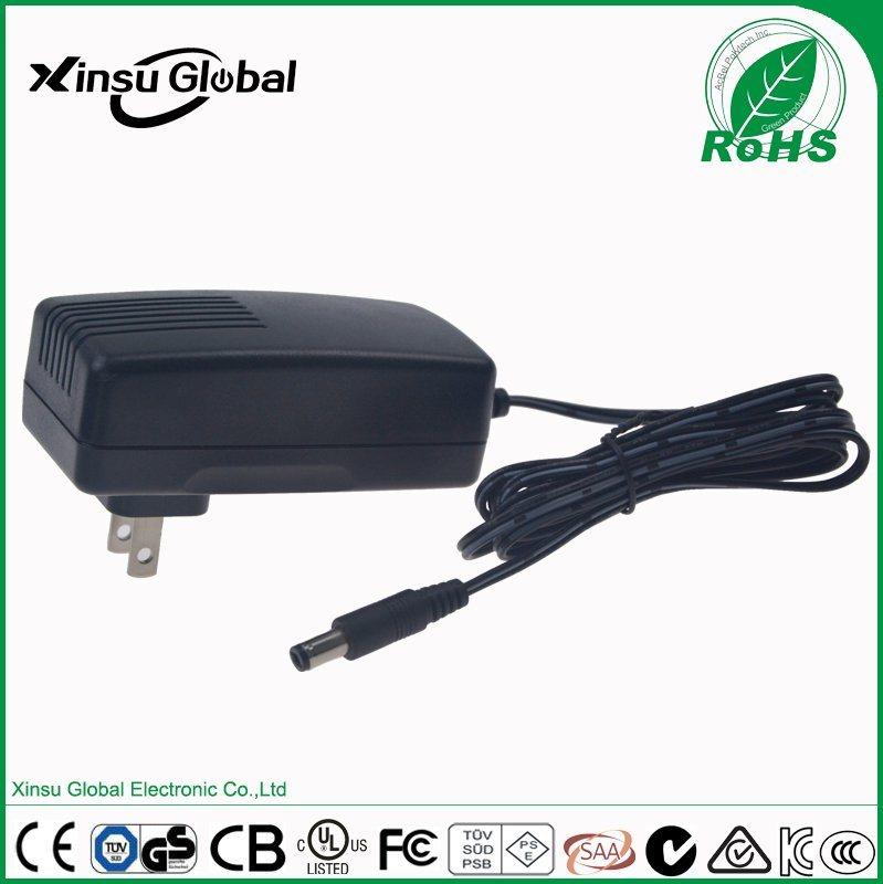 16.8V2A 电池充电器 美规UL FCC认证