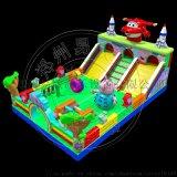 大型兒童樂園淘氣堡 鄭州易欣充氣淘氣堡可定制淘氣堡