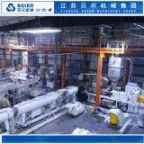 江苏贝尔机械集团,PVC全自动配料上料集中控制系统
