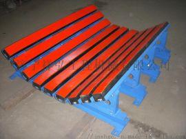 电厂1.2米胶带输送机缓冲床定制阻燃非阻燃