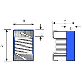 现货 EMTEK兆欣LSF0805-Series系列绕线贴片电感