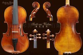 曹氏小提琴全手工小提琴成人兒童初學者考級實木學生小提琴150