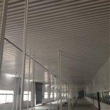 数码电子城U型铝方通,波浪型铝方通厂家吊顶