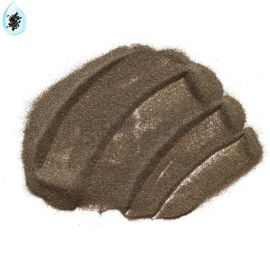 喷砂除锈专用砂料 五金钢材表面处理除锈棕刚玉
