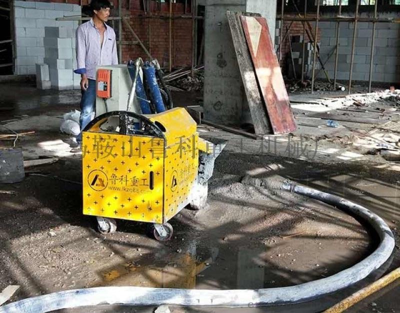 新型二次构造柱泵合作华夏建设义乌山翁出让地块项目