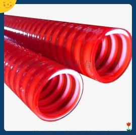 19mm水泵进水管,pvc螺纹管,pvc进水软管