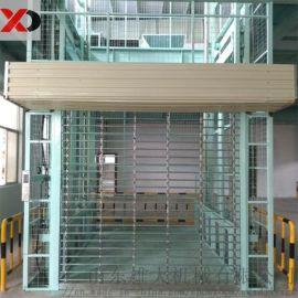 厂家专业生产设计导轨式升降机、升降货梯、大吨位升降机