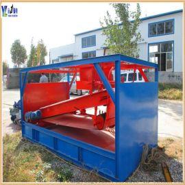 平板式磁选机 中国  江远力磁电河南除铁器