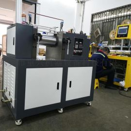重兴机械专业生产小型炼胶机 8寸油电加热开炼机