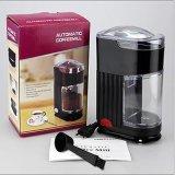 廠家直銷攜帶型小型咖啡磨粉磨豆機 家用電動可調粗細研磨機