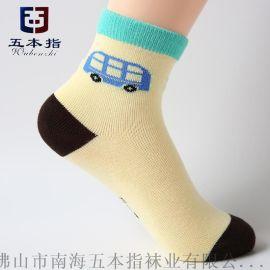 童袜厂家批发 春夏纯棉卡通中筒儿童袜 代工贴牌袜子