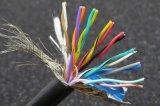 16芯0.2平方(24AWG)TRVSP16*0.2高柔耐磨耐折拖链双绞屏蔽电缆