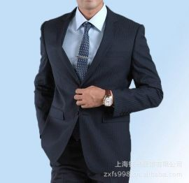 钲兴服饰量身定制男式西服套装