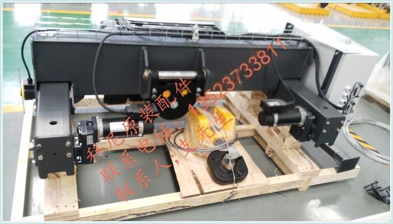 原装科尼环链葫芦小车电机 MF06MK200-135A80024-IP55 52299077