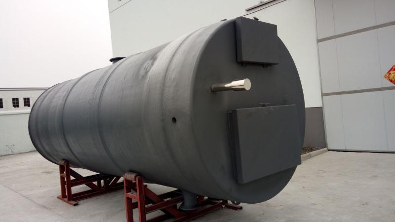 燁達牌一體化污水提升泵站