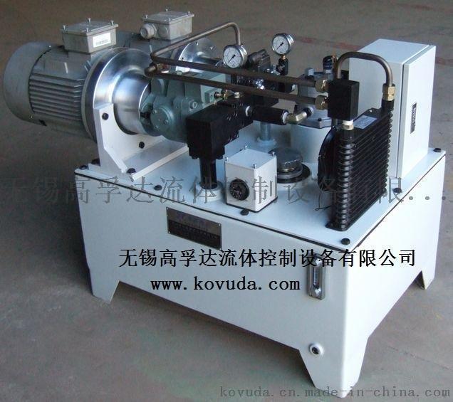 厂家  非标液压系统小型液压站