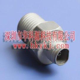 螺纹式接线端子,玻璃与金属密封连接器接插件