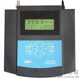 上海博取水质分析仪器 DDS-308A型实验室中文电导率仪