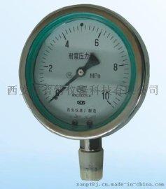 西安诺普特YTN-60耐震压力表