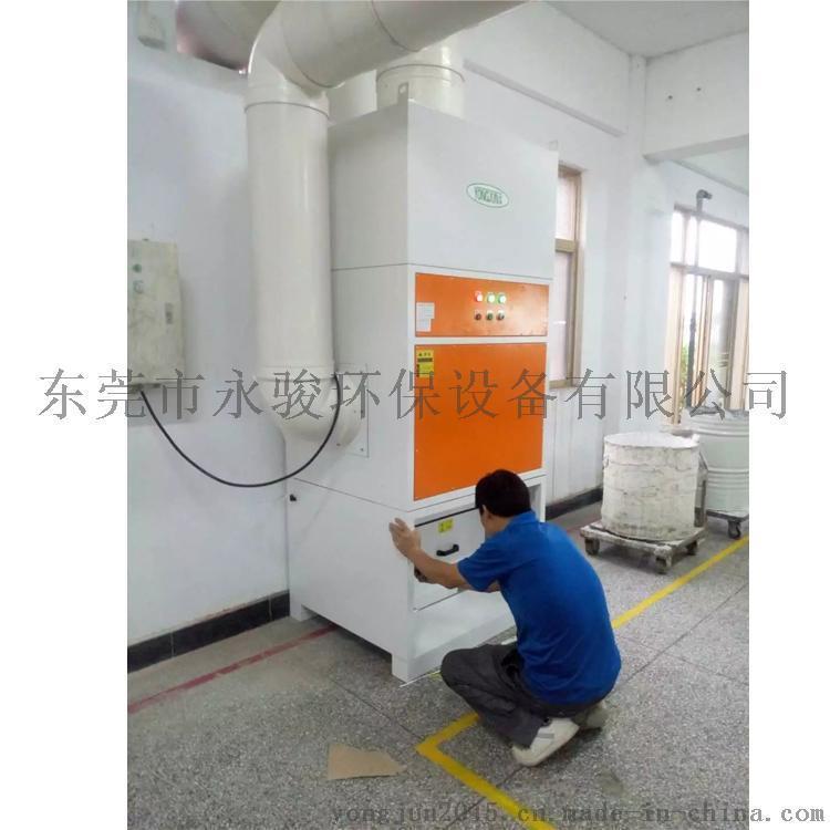 大型工業吸塵器 除塵器_除塵設備-永駿環保