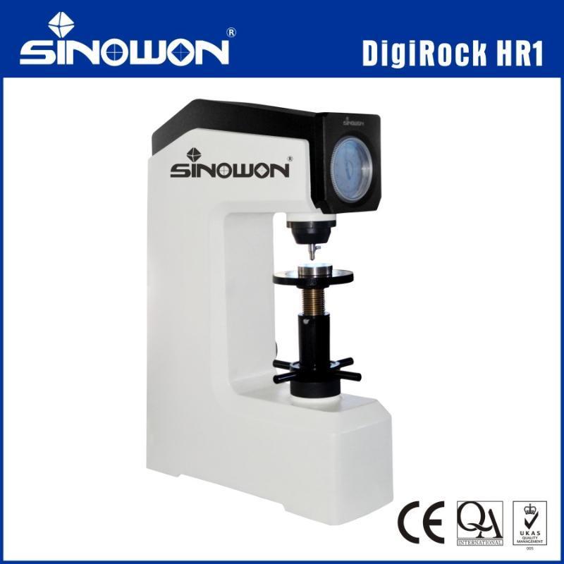 HRC硬度计中旺精密厂家供应精密型手动洛氏硬度计