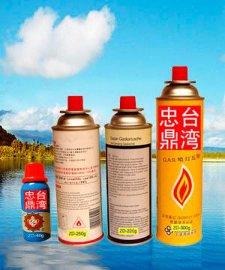 卡式罐丁烷气(220g, 250g, 300g)