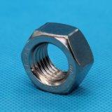 304不鏽鋼 六角螺母DIN934 高品質保證 直銷全國