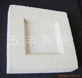 供应适用于锅炉除尘废水和冲渣水的微孔陶瓷过滤砖