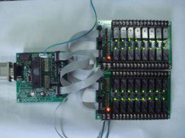 RS232串口控制继电器板(控制16路)