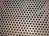 推荐安平兴博圆孔网冲孔板 镀锌钢板不锈钢板打孔