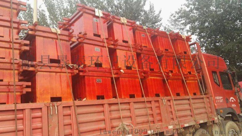 獻縣玻璃鋼化花箱滄州道路花箱塑木花箱廠家