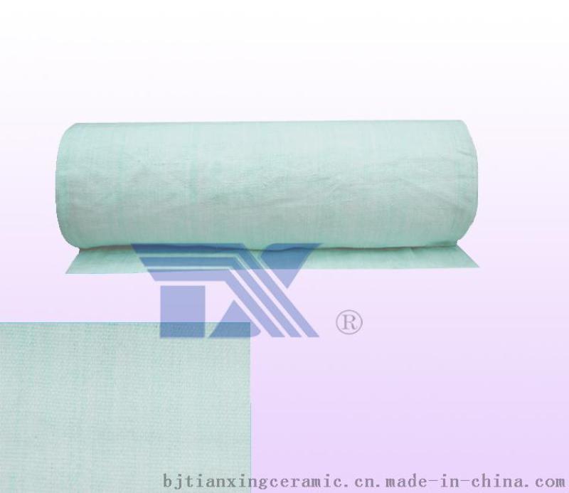 天兴 可降解纤维布 可降解烧结布 可降解铝箔布