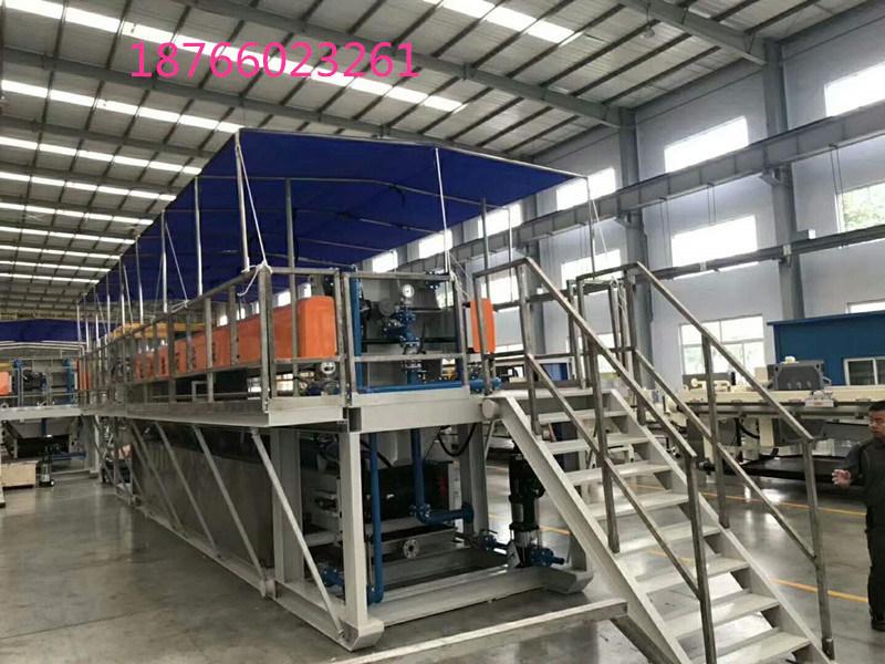 景津自动板框式污泥压滤机