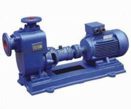 ZX自吸式离心泵,自吸清水泵