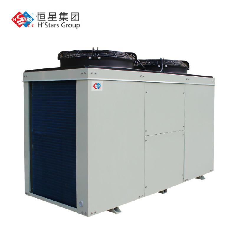 宏星空气源热泵机组,供暖热泵机组
