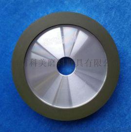 雙端面磨樹脂金剛石/CBN砂輪加工鎢鋼用