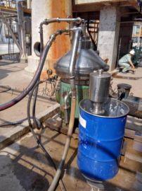 全自動廢油除渣設備-廣州麥煌離心機
