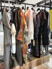 格子廊18年夏裝一線品牌女裝折扣店貨源 品牌女裝折扣店正品尾貨批發
