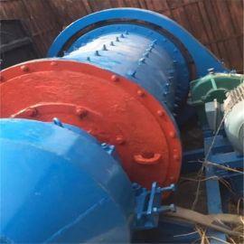 深圳市小型实验室筒形球磨机 干式湿式溢流型矿石炉渣衬板不锈钢球磨机