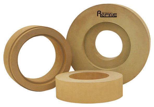 精磨各種高精度工件砂輪