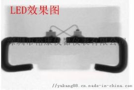 高清电子芯片电路板检测X光机工业DR平板探测器成像