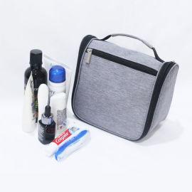 供应旅行洗漱包便携化妆包大容量简约可悬挂