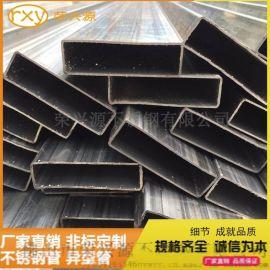 广东厚壁方矩管生产厂家304不锈钢矩形管80*40