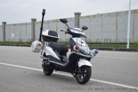 两轮巡逻电瓶车SC-X201A