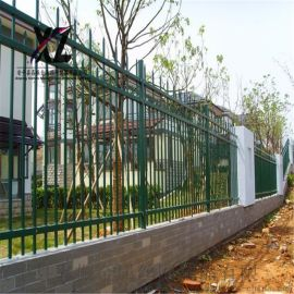 组装式锌钢护栏@院落围墙护栏@锌钢围栏护栏