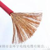 深圳市金環宇電線電纜現貨RV16mm平方 軟線電線